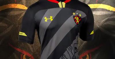 e5bfb4fa4befa2 Under Armour Sport Recife 2019 Third Kit Released