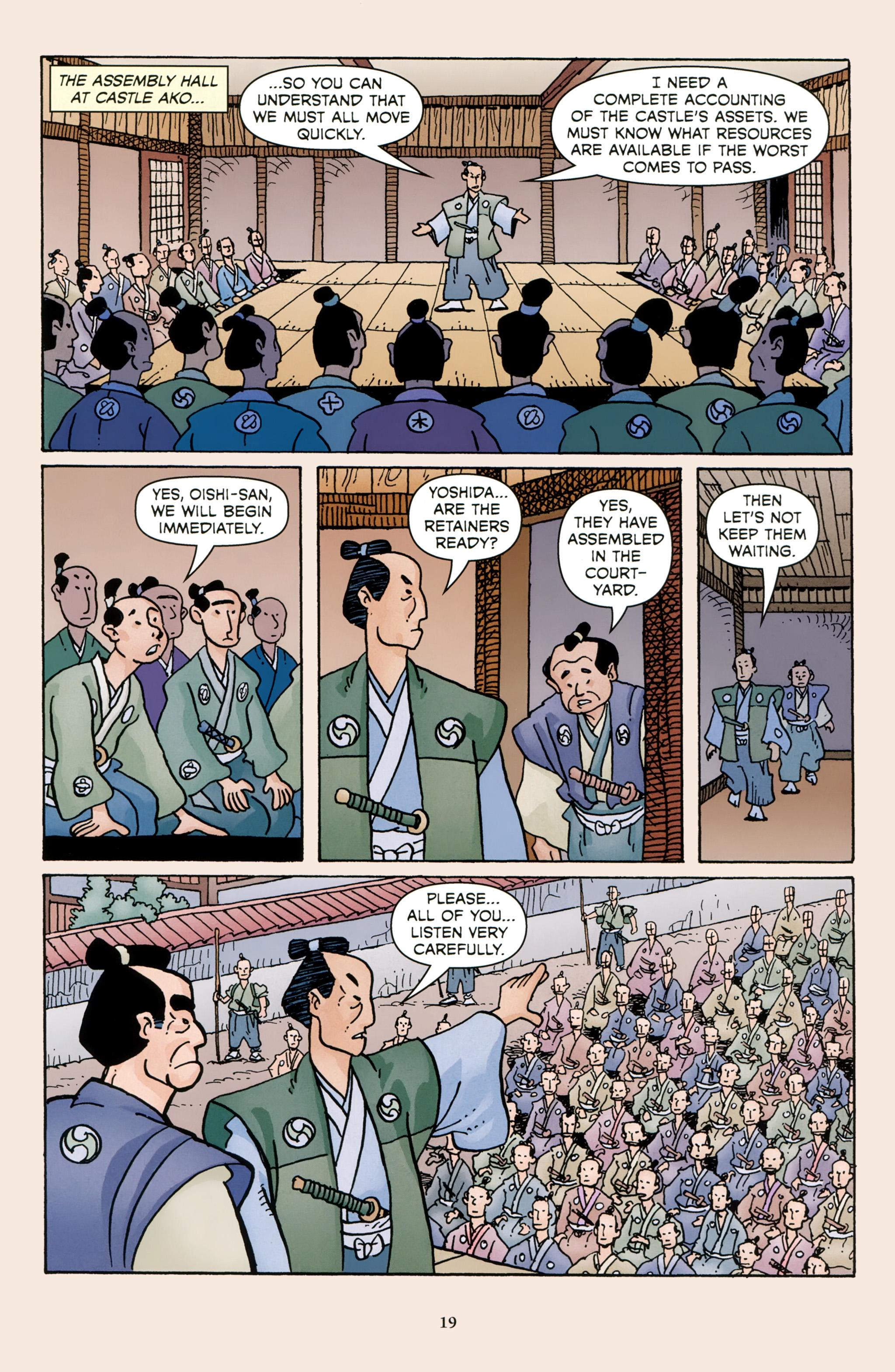 47 Ronin #2 - Read 47 Ronin Issue #2 Page 21