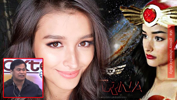 """Ogie Diaz on rumors about Liza Soberano playing Darna, """"Wait for the official announcement"""""""