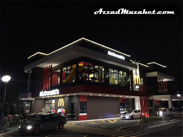 McDonald's Pandu Lalu Putrajaya