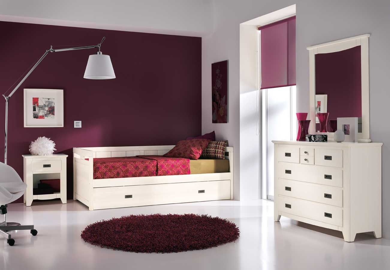 Decorar Un Dormitorio En Blanco
