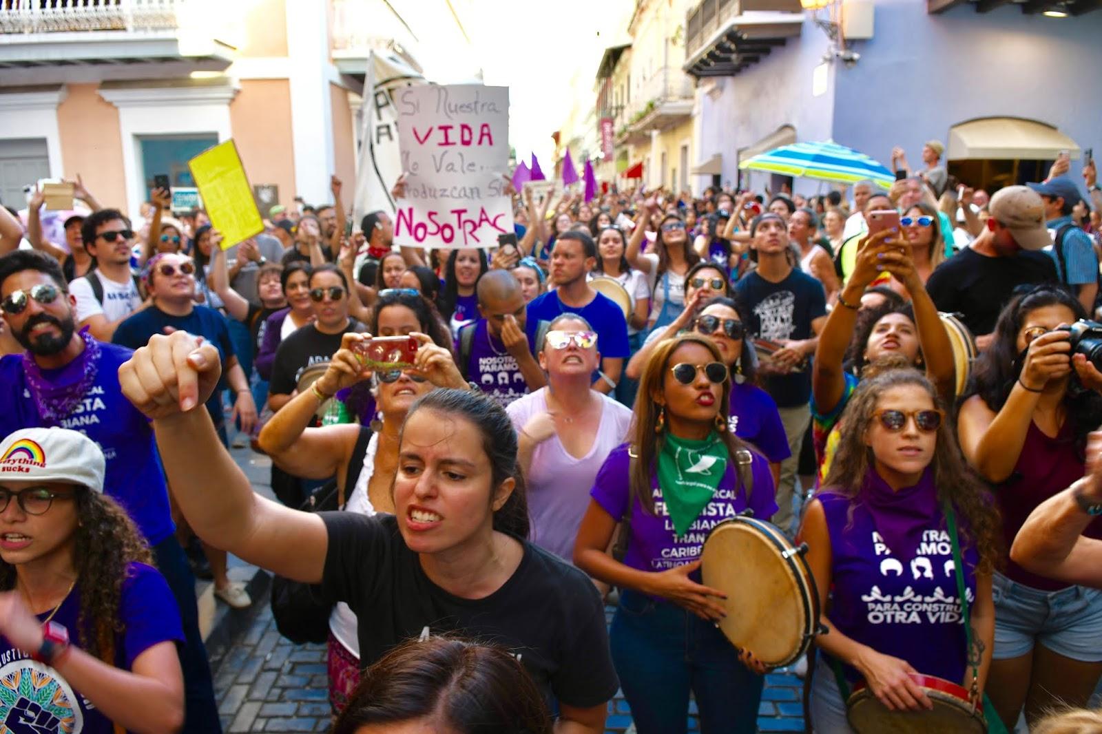 """Image result for """"Colectiva Feminista en Construcción"""" puerto rico"""