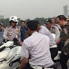 Anies Sempat Terjatuh saat Jajal Motor 1.600 cc Milik Dishub DKI