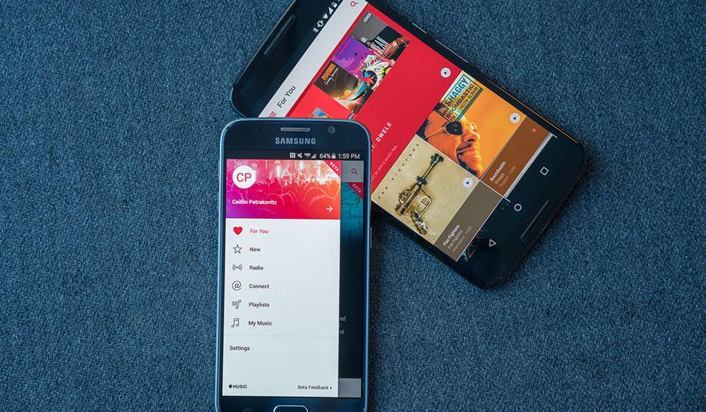 Android için Apple Müzik Uygulamasına SD Kart Desteği Geldi