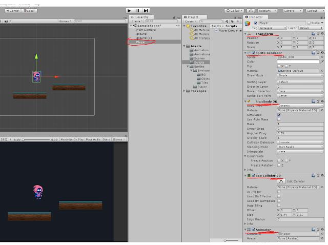 Cara Terbaru Membuat Game 2D Platformer Sederhana dengan Unity