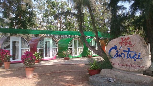 Khách sạn độc nhất vô nhị ở Vũng Tàu