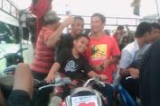 Tim CRT  Selayar Kecewa Di Road Race  Kabupaten Bone