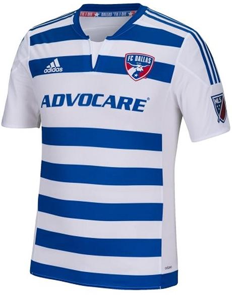FC Dallas lança nova camisa reserva para a MLS 2015 - Show de Camisas 2d284f5d36ab4