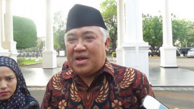 Din Syamsuddin di Universitas Oxford: Pancasila Adalah Kristalisasi Nilai-nilai Islam dalam Lingkup Bernegara