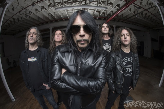 Monster Magnet band 2018