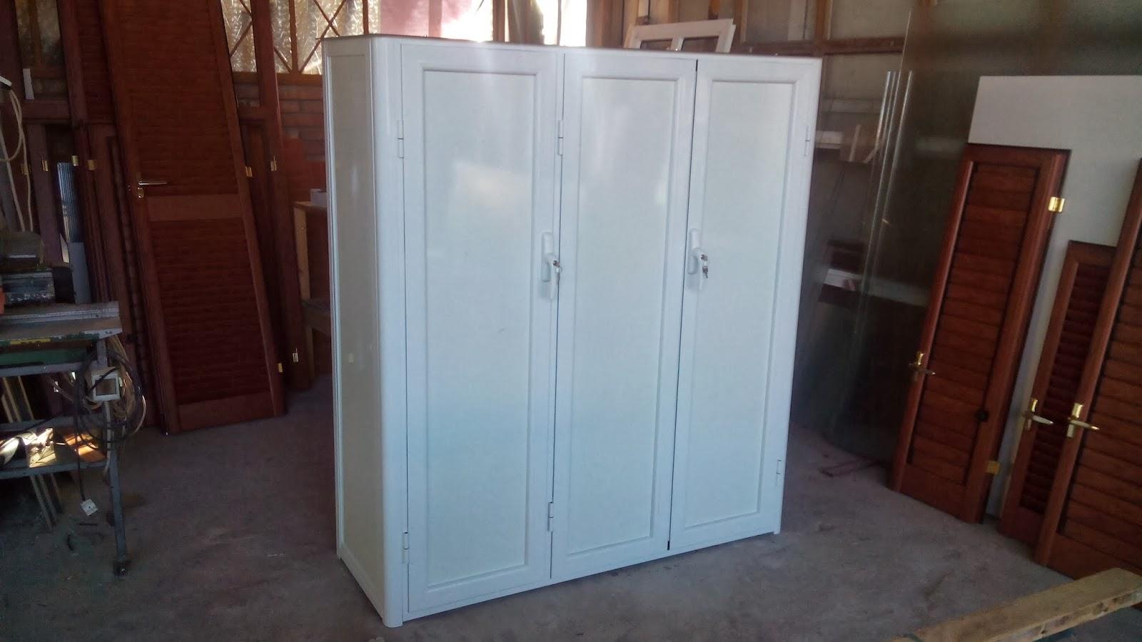 Infissi in alluminio armadio per esterno for Copri muro esterno prezzi
