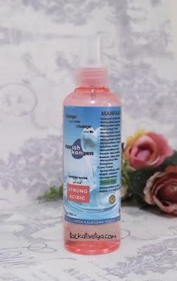 Kangen water strong acid