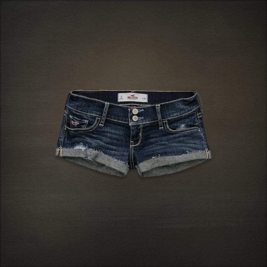hollister jean shorts - photo #1
