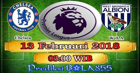 Prediksi Bola855 Chelsea vs W.B.A 13 Februari 2018