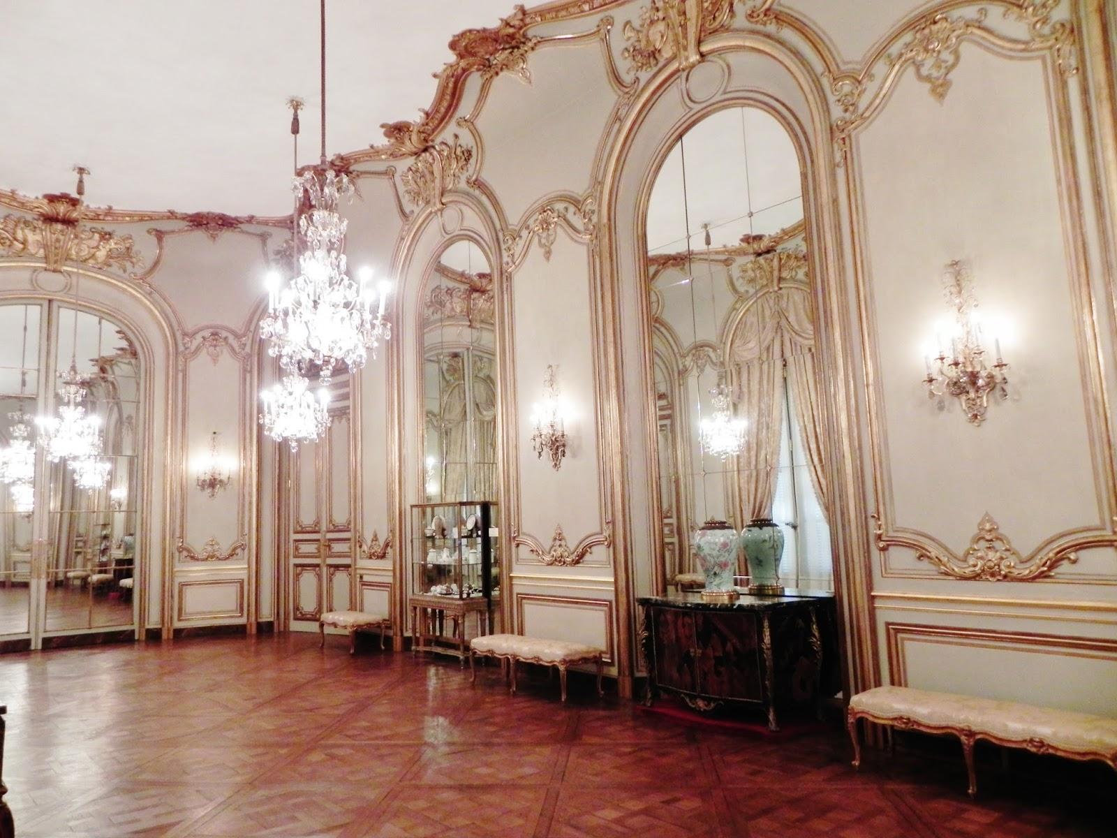 Revista archivos del sur reapertura del sal n de baile restaurado en el museo nacional de arte - Salones antiguos ...