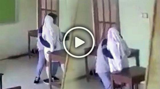 video siswa sma mesum dalam kelas