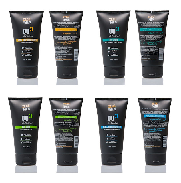 Zeos For Men Product Review Bearded Couture