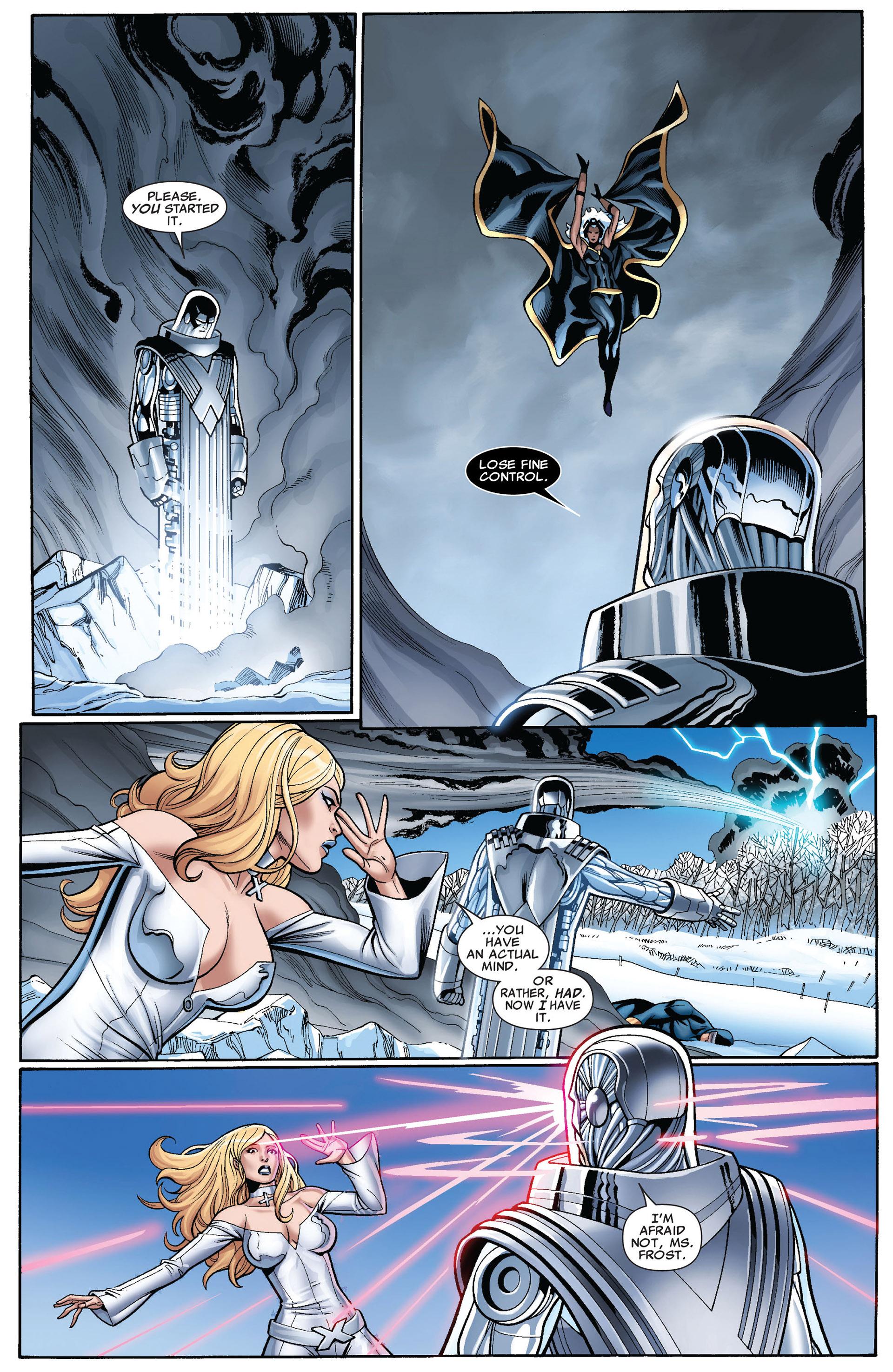 Read online Uncanny X-Men (2012) comic -  Issue #10 - 8