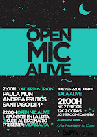 Open Mic Alive