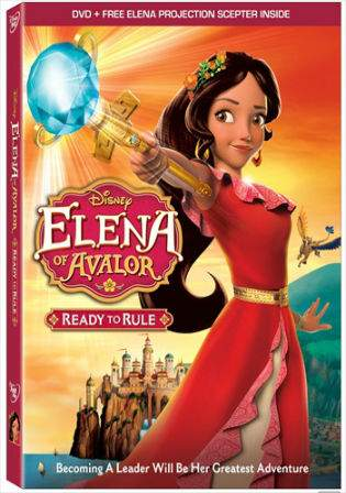 Elena and the Secret of Avalor 2016 WEB-DL Hindi 850MB Dual Audio 720p