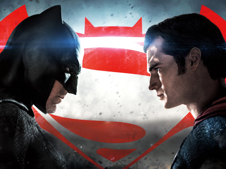 Batman v Superman: Dawn of justice | Random J blog