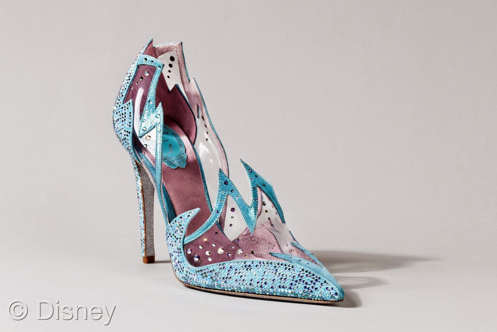 Morgan's Milieu | Cinderella's Glass Slippers: Own a pair of your very own!