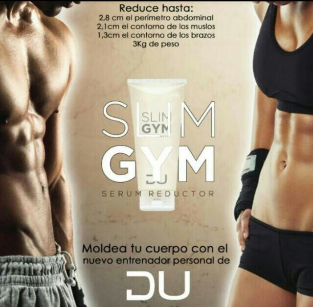 slim gym serum