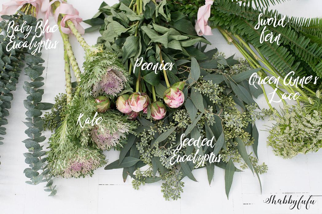 How To Make A Flower Arrangement how to make a beautiful wild flower arrangement | shabbyfufu