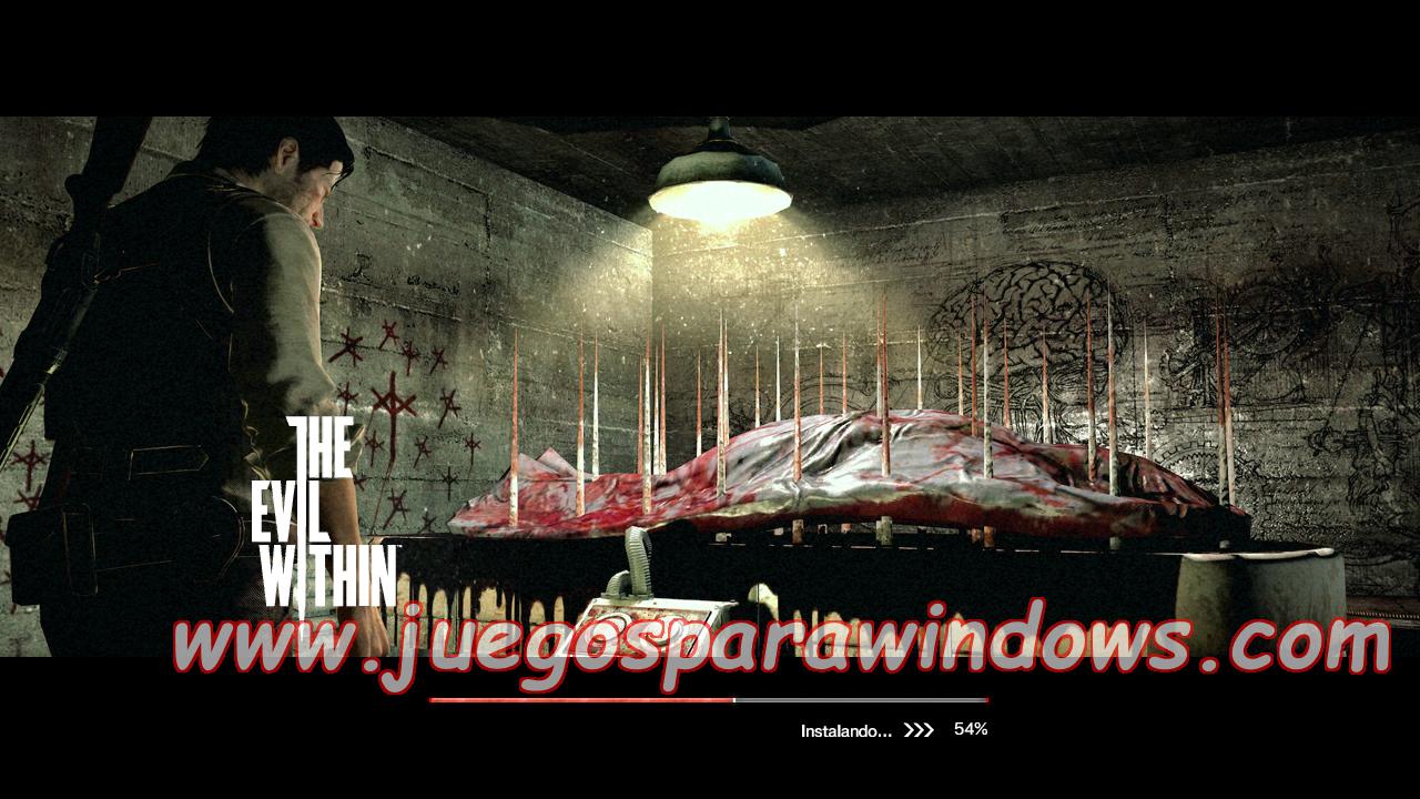 The Evil Within Multilenguaje ESPAÑOL XBOX 360 (Region NTSC-U/PAL) (PROTON/UNLIMITED)  5