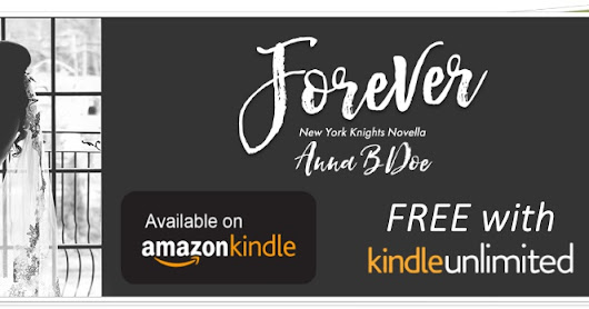 Forever by Anna B. Doe is LIVE!