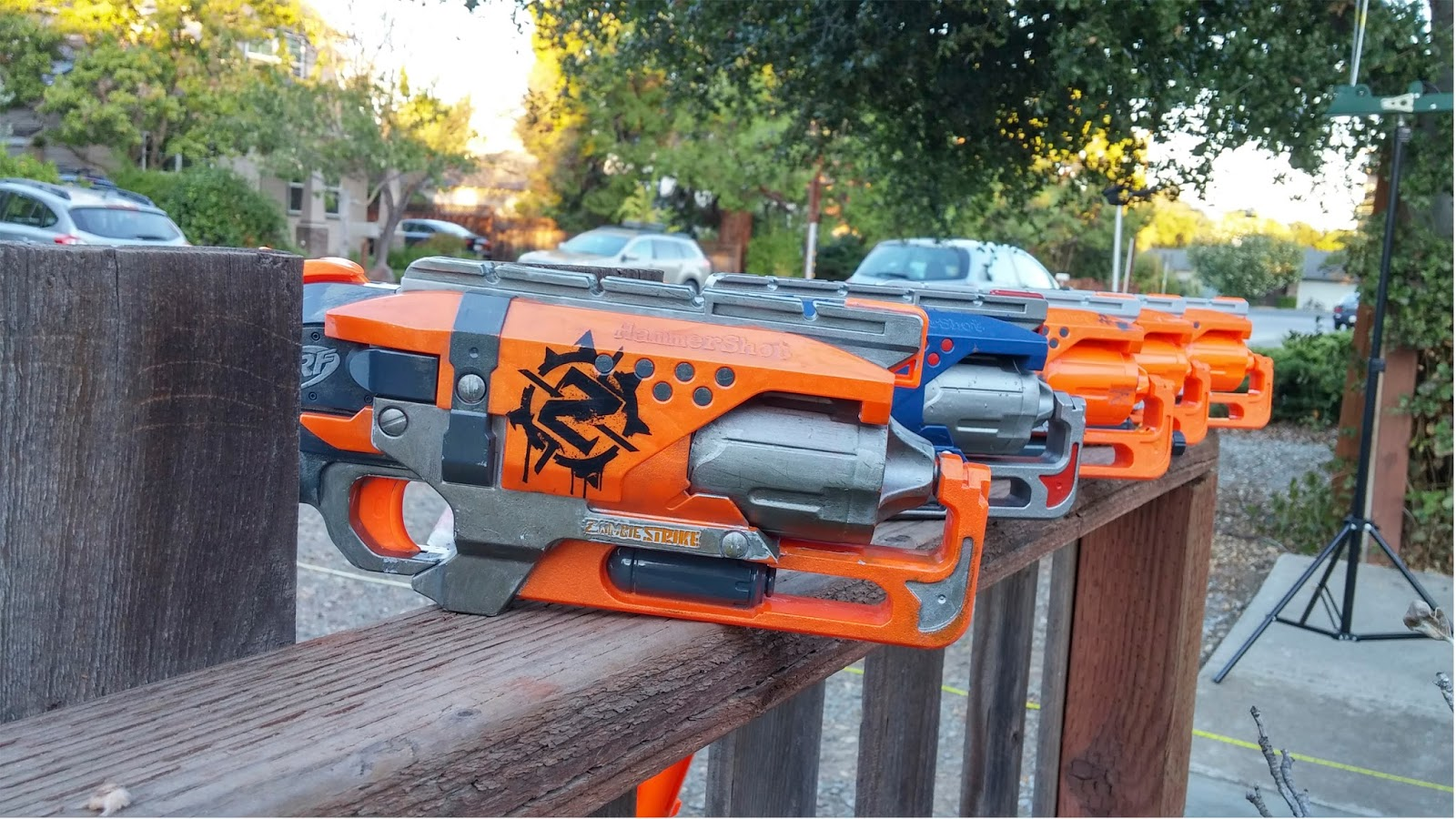 Bay Area Nerf Why A Hammershot