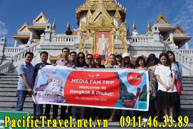 Những địa điểm du lịch nổi tiếng ở Thái Lan đẹp hút khách nhất