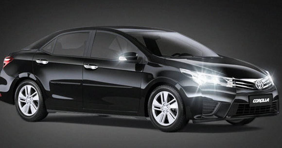Toyota Corolla Gli Black Pack 2017 Pre 231 O R 82 720 Reais