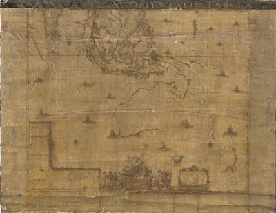 Peta Langka Australia Abad ke-17 Muncul Kembali