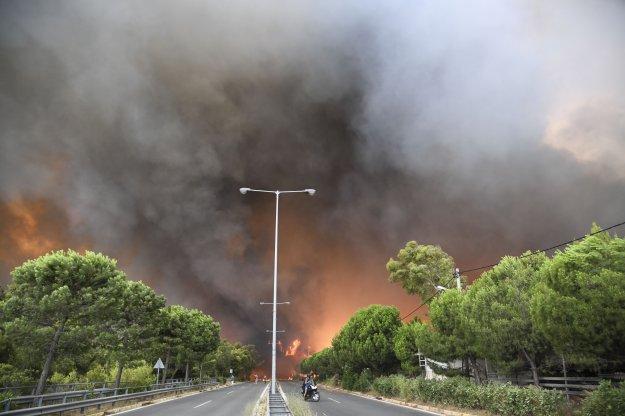 Έλλειψη οργάνωσης για την εκκένωση καταγγέλλουν εκπρόσωποι Λιμενικού και Αστυνομίας