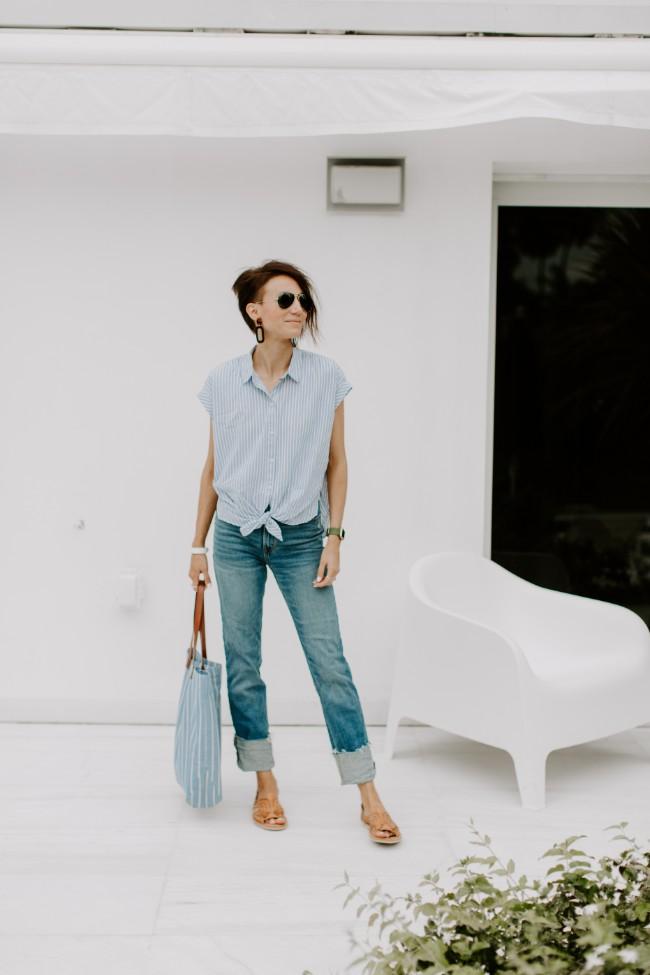 Kilee Nickels - Abercrombie Style