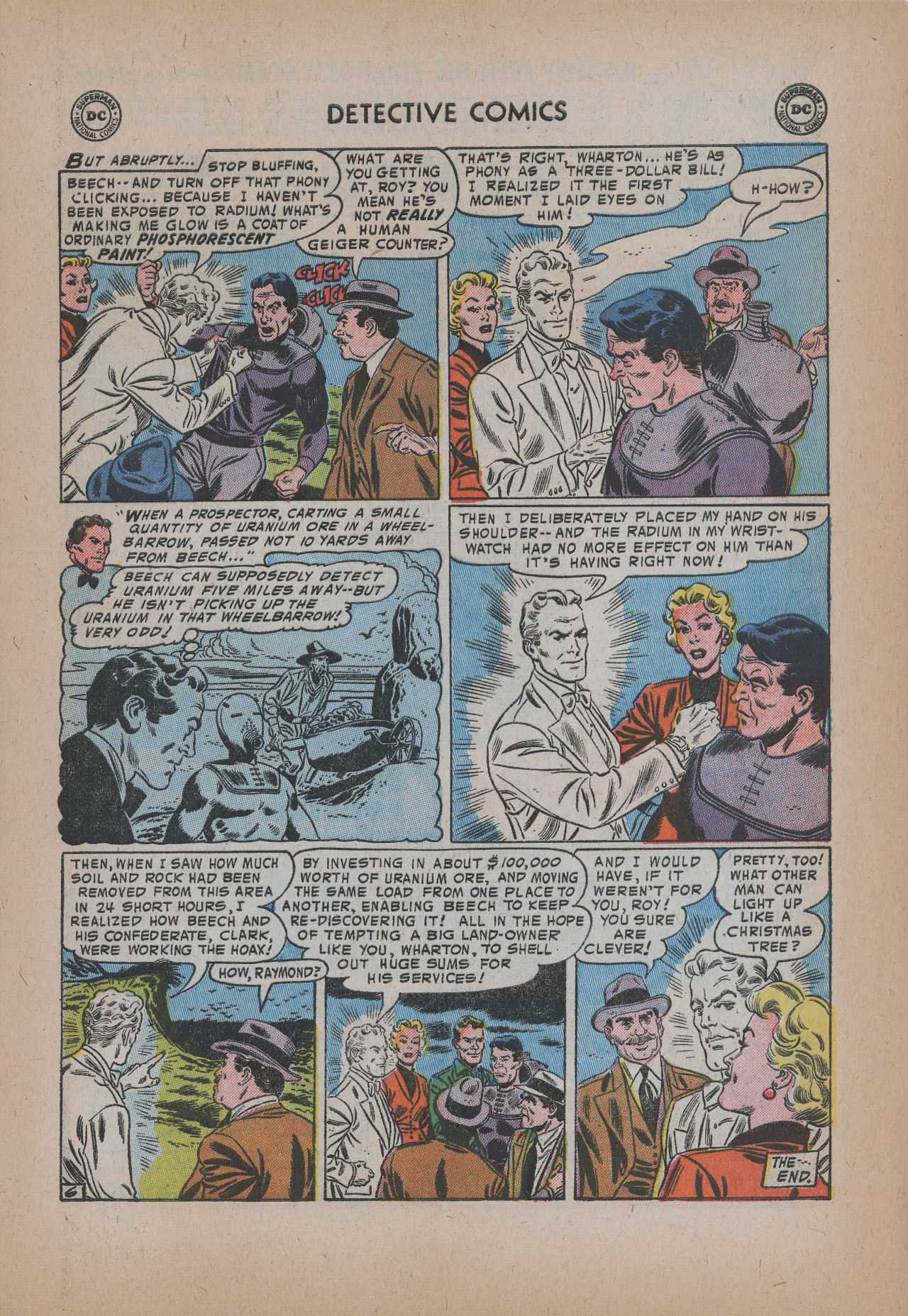 Detective Comics (1937) 221 Page 32
