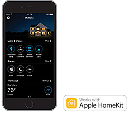 Apple HomeKit Lutron Caseta