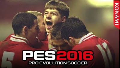 Gameplay Mod (PES 6 Ported To PES 2016) by Raja Manalo