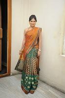 Madhumitha Latest Photo Shoot in saree HeyAndhra