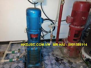 Bảo trì bảo dưỡng hệ thống bơm tại hải phòng