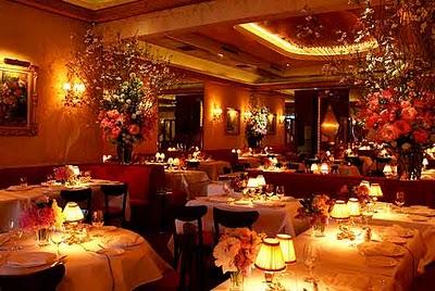 La Grenouille Paris Restaurant