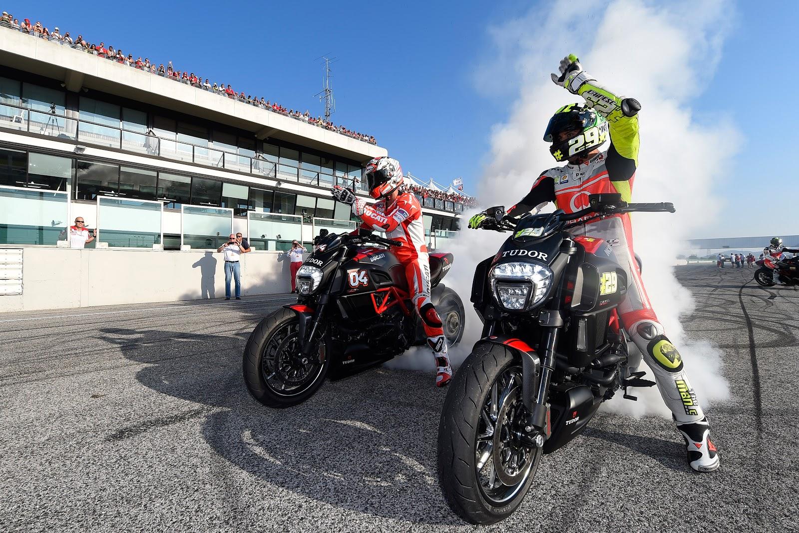 World Ducati Week 2016 sẽ là sự kiện hot nhất với dân mê mô tô