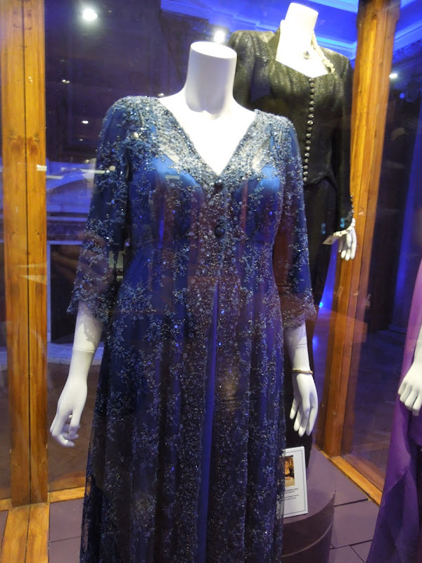 1980 Mayor's Dinner gown Iron Lady