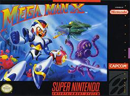 Mega Man X ( Traduzido português BR ) [ SNES ]