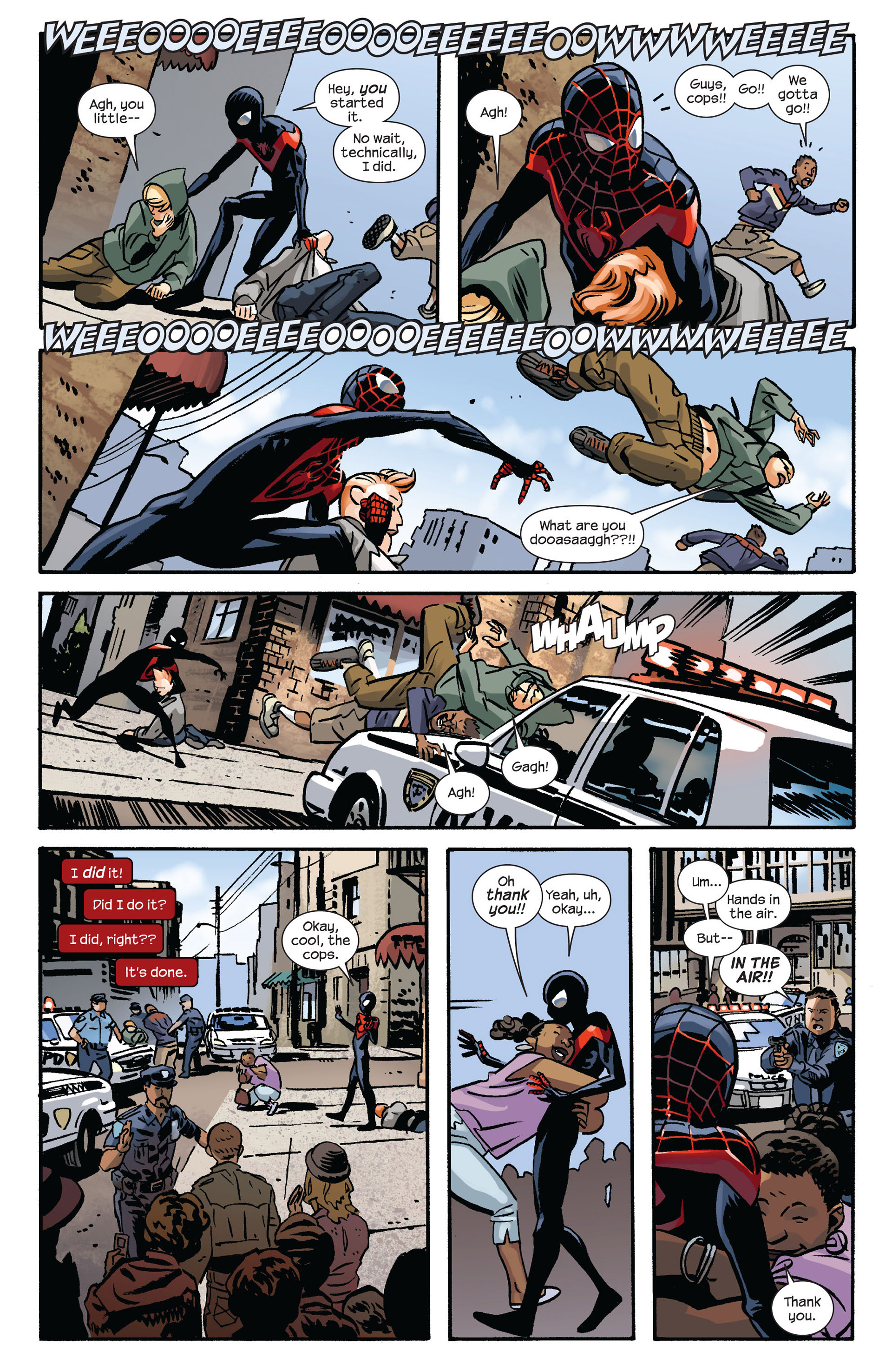 Read online Ultimate Comics Spider-Man (2011) comic -  Issue #6 - 9