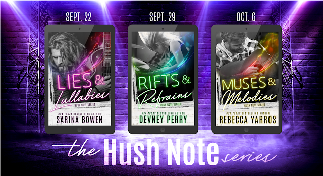 The Hush Notes Series