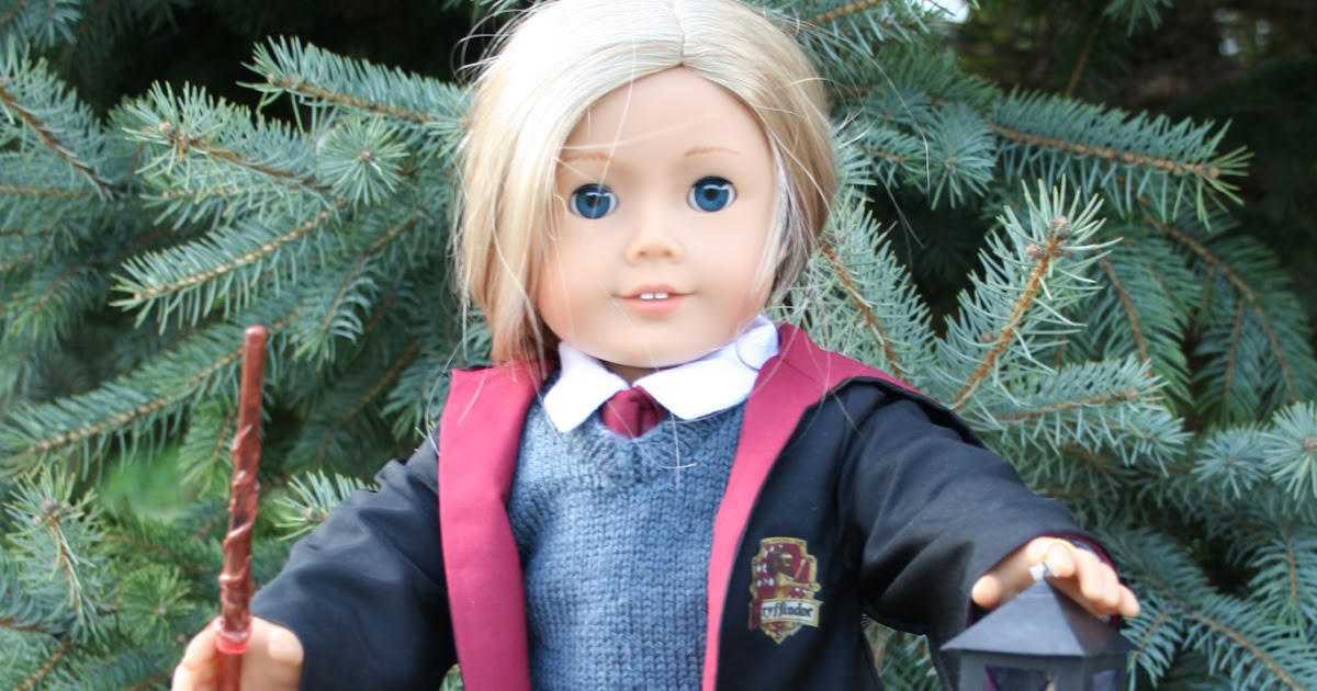 Arts and Crafts for your American Girl Doll: Harry Potter ...