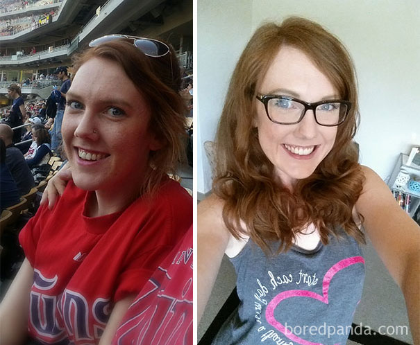 10+ Before-And-After Pics Show What Happens When You Stop Drinking - 6 Months Sober