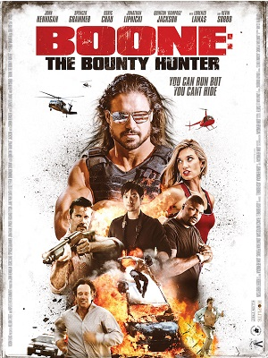 Boone The Bounty Hunter (2017) 720p WEB-DL 800mb